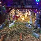 Vom Namenspatron und einer heißen Weihnacht